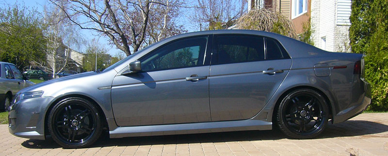 got am anthracite metallic acurazine acura enthusiast community